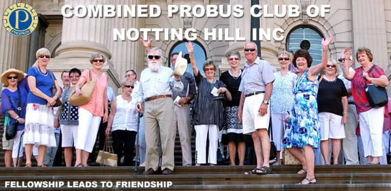 Combined Probus Club of Notting Hill Inc. - Home